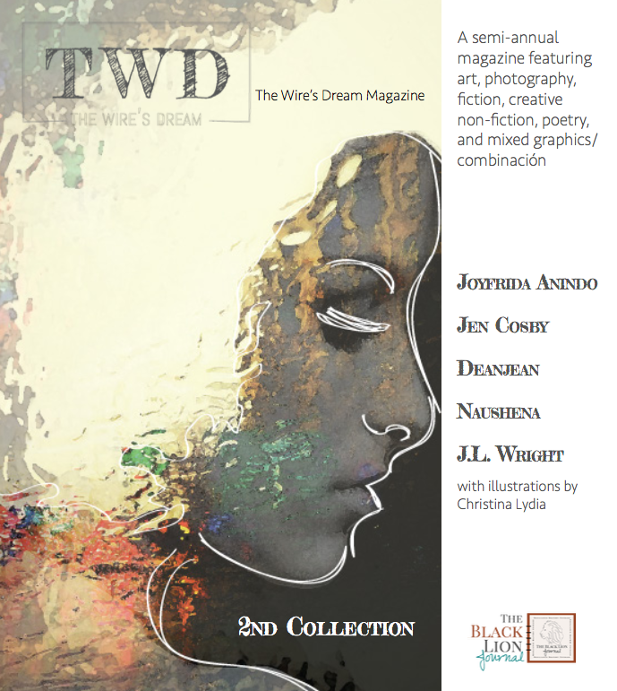 The Wires Dream 2nd Collection Cover