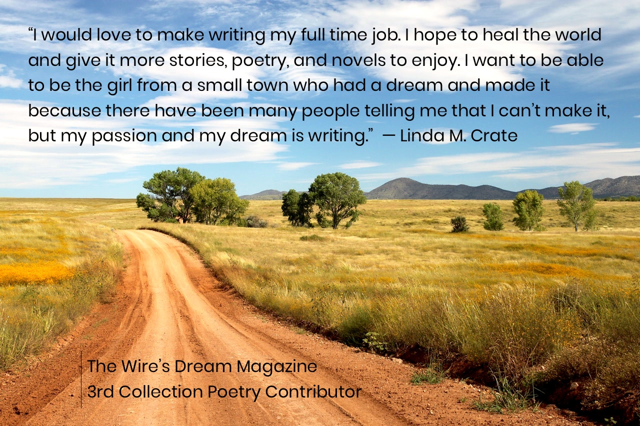 TWD Magazine 3rd Collection Interview: Linda M. Crate — Poetry Contributor