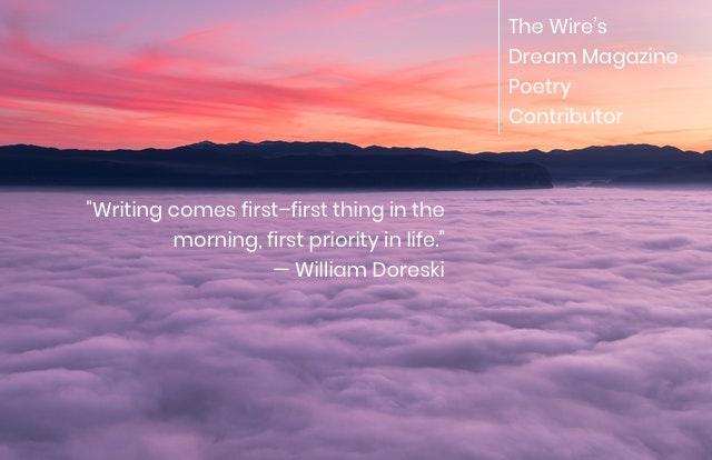 TWD Magazine 3rd Collection Interview: William Doreski — Poetry Contributor