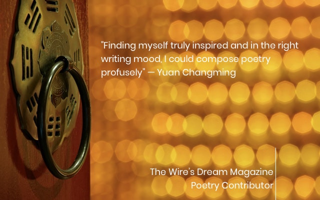 TWD Magazine 3rd Collection Interview: Yuan Changming — Poetry Contributor