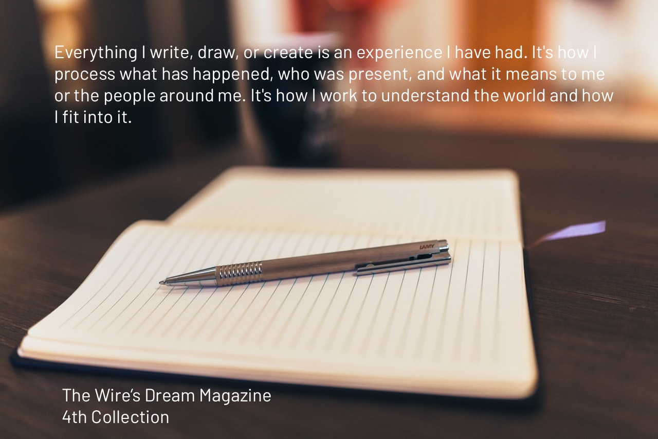 TWD Magazine 4th Collection Interview: Danielle Christine Hastings — Poetry Contributor